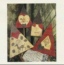 Evergreen Christmas holiday cross stitch chart Niky's Creations - $11.70