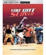 YOU GOT SERVED (UMD-Movie for SONY PSP) - $7.99