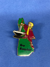 Granite State Character New Hampshire Arthur Disney Pin Sword in the stone Wart  - $14.99