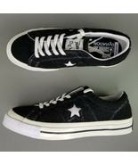 Converse One Star Patta x Deviation Low Top Shoes Mens Size 7.5 Black Wo... - $107.51