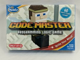 Thinkfun Code Master Programming Logic Game - $10.88