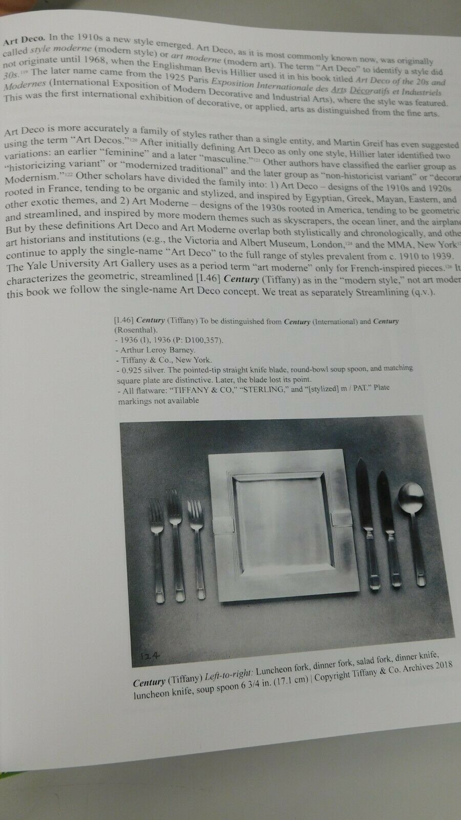 Century by Tiffany & Co Sterling Silver Flatware Set 8 Service 53 pcs Dinner image 9