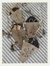 Seasonal Scissor Holder cross stitch chart Niky's Creations - $11.70