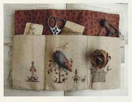 Acorn Sewing Set cross stitch chart Niky's Creations - $11.70