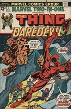 Marvel MARVEL TWO-IN-ONE (1974 Series) #3 FN - $9.99
