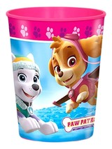 Paw Patrol Girl Birthday Party Plastic Favor Cup 16 oz Pink - €2,02 EUR