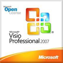 Microsoft Office Visio Professional 2007 KEY +Download - $25.99