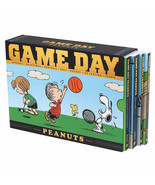NEW Peanuts Game Day: 4 Book Exclusive Box Set FREE SHIPPING - $49.99