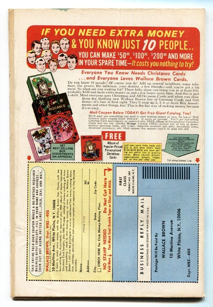 GIRLS' ROMANCES #160 comic book D.C. ROMANCE-SILVER AGE