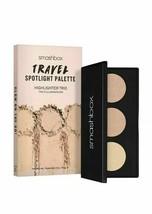 Smashbox SPOTLIGHT PALETTE PEARL Highlight Bronze 3 Colors Turn Crank Bl... - $14.50
