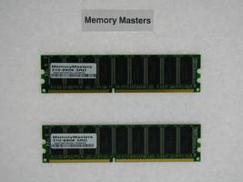 310-8806 2GB 2x1GB PC3200 Dell PowerEdge 700 750