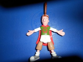 1999 Dougs QUAILMAN 1st Movie McDonalds Happy Meal toy #3 figurine - $6.44