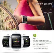 Genuine Samsung Galaxy gear S SM-R750 Curved AMOLED Smart Watch Black Wi-Fi image 6