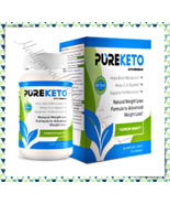 PureKeto With Forskolin Weightloss BHB Supplement 60ct Fat Burner Slimming Pill