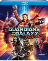 Guardians of the Galaxy Vol. 2 [Blu-ray+DVD, 2017]