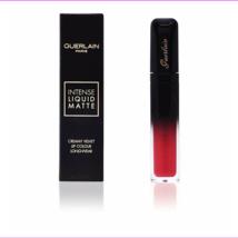 Guerlain - Lipstick Intense Liquid Matte Guerlain M65 - Tempting Rose 7 ml - $21.36
