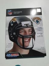 Jacksonville Jaguars Fanheads Helmet Adjustable Fan Head Tailgate Party New - $8.86