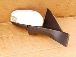 07-11 Volvo S80 V70 Side View Door Mirror w/ BLIS Blind Spot 14WIRE Pssngr RH image 1
