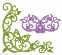 Spellbinders Die D-Lites Butterfly Twist Die Set #S2-096 image 2