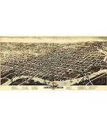Wilmington Delaware - Harkness 1874 - 23.00 x 44.53 - $36.58+