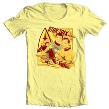 Star Trek T shirt Kirk  Spock Free Shipping original crew 100% cotton CBS745 image 2