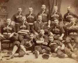 1889 Syracuse Stars 8X10 Team Photo Baseball Picture Mlb - $3.95