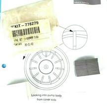 NEW REXROTH BOSCH 11-308429 SV80 VANE SET P/N: KIT-778279