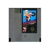 Excitebike Nintendo Game 1985  - $6.99