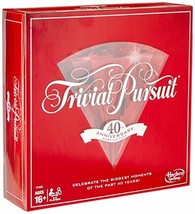 Trivial Pursuit 40th Anniversary Ruby Edition - $58.97