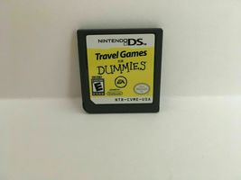 Travel Games For Dummies (Nintendo DS, 2008) CIB, USA SELLER image 5