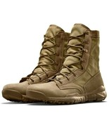 "NIKE SFB FIELD 8"" BOOTS ""COYOTE"" BROWN MILITARY/POLICE SIZE 14 NEW (3297... - $119.55"