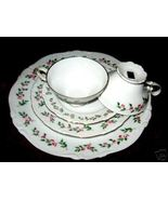 Crown Bavaria Juliette salad plates-GERMANY (4 ... - $15.99