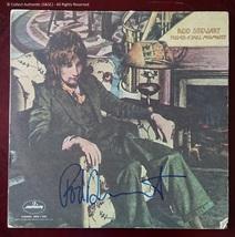 Rod Stewart Autographed Record Album - $245.00