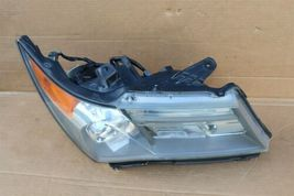 07-09 Acura MDX XENON HID Headlight Lamp Passenger Right RH - POLISHED image 4