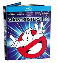 Ghostbusters / Ghostbusters 2 [Blu-ray, Digibook]