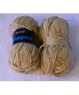 Reynolds Utopia Yarn Courtelle Acrylic Beige - $3.98