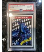 1990 Marvel Universe Cloak 50 Mint PSA 10 Low Pop Rare Impel - $2,470.05