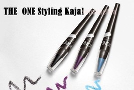 ORIFLAME The ONE Styling Kajal EyeLiner Soft  3 Shades  Black, Grey or P... - $21.24
