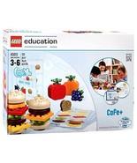NEW LEGO Education Cafe Menu 45013 STEM 131pcs Construction Playset - $134.63