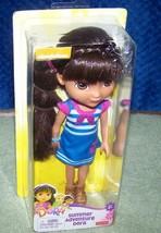 """Dora SUMMER ADVENTURE DORA 8"""" Doll New - $14.73"""