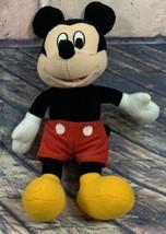 """Mickey Mouse Plush 8"""" No Tush Tag - $9.49"""