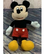 "Mickey Mouse Plush 8"" No Tush Tag - $9.49"