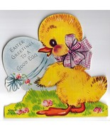 EASTER Greetings To A Good Egg Vintage Card - $7.95