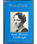 Hour of Gold Hour of Lead Anne Lindgergh biography book 1929 - $9.99