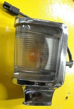 Ford 1968 Torino LH LEFT parking light assembly - lens C80B-13216-A USED #1 - $246.51