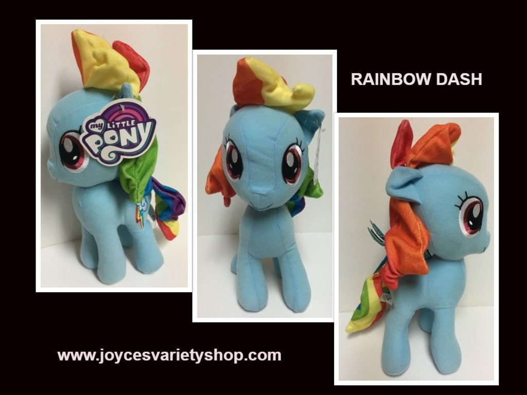 Rainbow dash pony web collage
