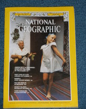 National Geographic  Magazine- June 1979 - Vol. 155 - No. 6  * - $13.50
