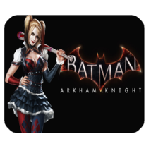 Mouse Pads Sexy Harley Quinn Batman Arkham Knight Anime Movie Fantasy Mousepads - $6.00
