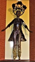 Barbie MOJA Barbie Treasures of Africa by Byron Lars 1st in the Series MIB image 6