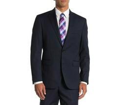Ted Baker London Endurance Mens Wool Suit Blazer Size 42L Pinstripe Two ... - $71.27